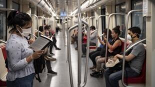 Après 11 mois de fermeture, les deux dernières stations de métro de Santiago endommagées lors des manifestations qui avaient tourné à l'émeute en octobre dernier vont rouvrir ce vendredi 25 septembre 2020.