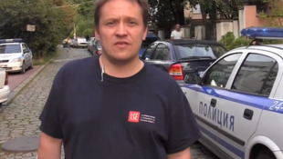 Nikolay Koblyakov, a prominent opponent of Putin, seeked asylum in Bulgaria.