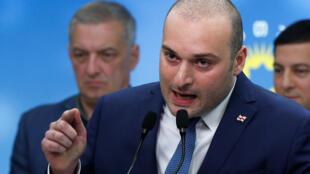 Новый премьер-министр Грузии Мамука Бахтадзе