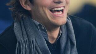 L'acteur américain Ashton Kutcher sera le 500e touriste spatial.