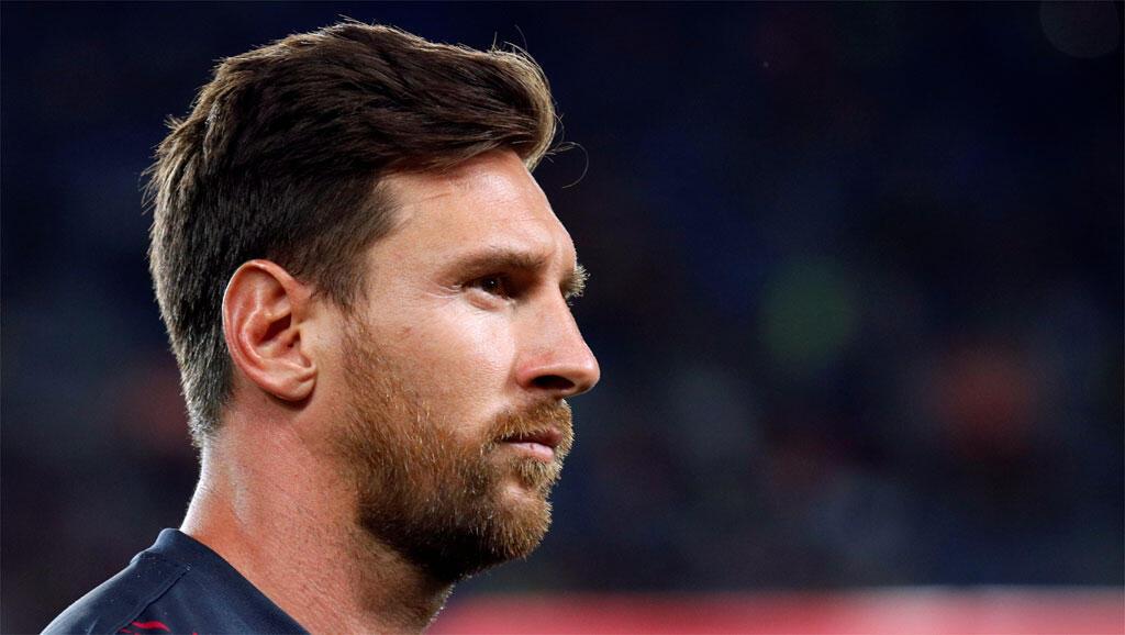 Lionel Messi, avançado do FC Barcelona.