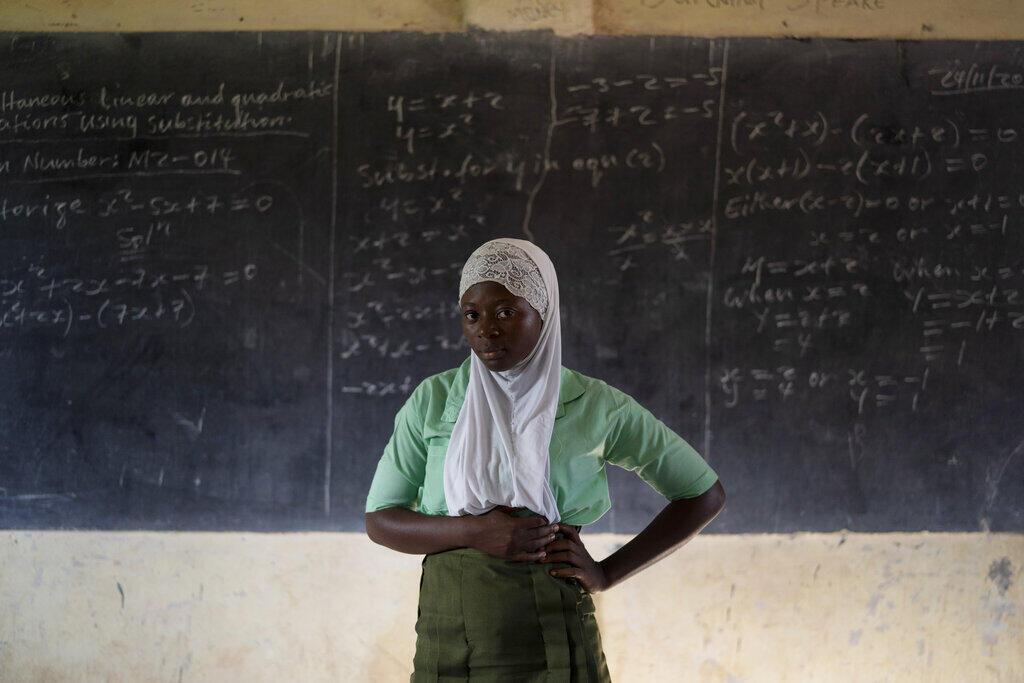 Child marriage Sierra Leone