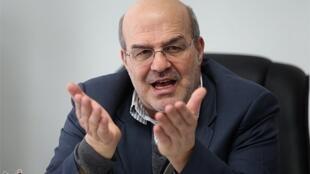 عیسی کلانتری، رئیس سازمان حفاظت محیط زیست ایران