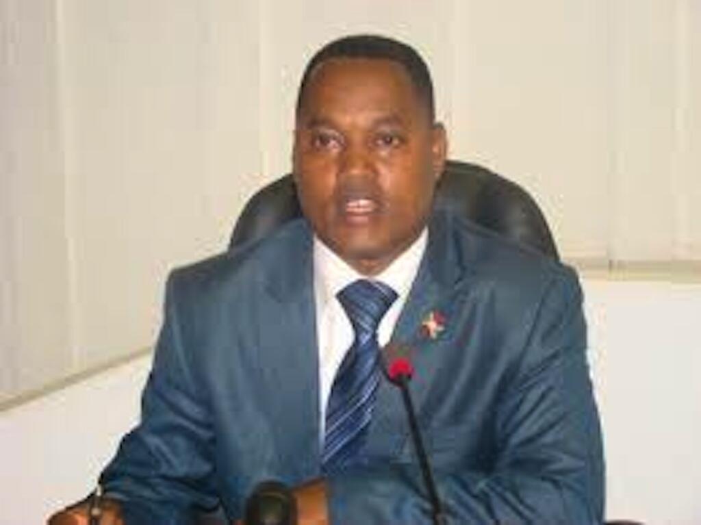 Edouard Nduwimana, le nouveau ombudsman burundais.