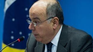 O ministro das Relações Exteriores brasileiro, Mauro Vieira