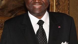 Pierre Moukoko Mbonjo, chef de l'unité de mise en œuvre de la réforme institutionnelle de l'Union africaine.