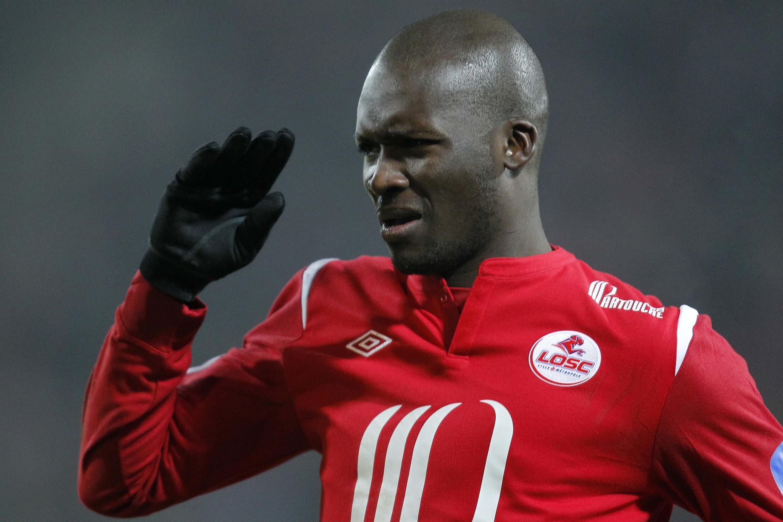 Le Sénégalais Moussa Sow.