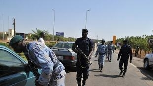 Les contrôles de police ont été renforcés dans la capitale malienne.