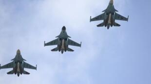 Jiragen yakin kasar Rasha a Syria