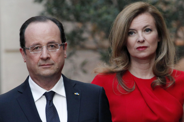 Samedi 25 janvier, François Hollande a officialisé la fin de sa relation avec Valérie Trierweiler.