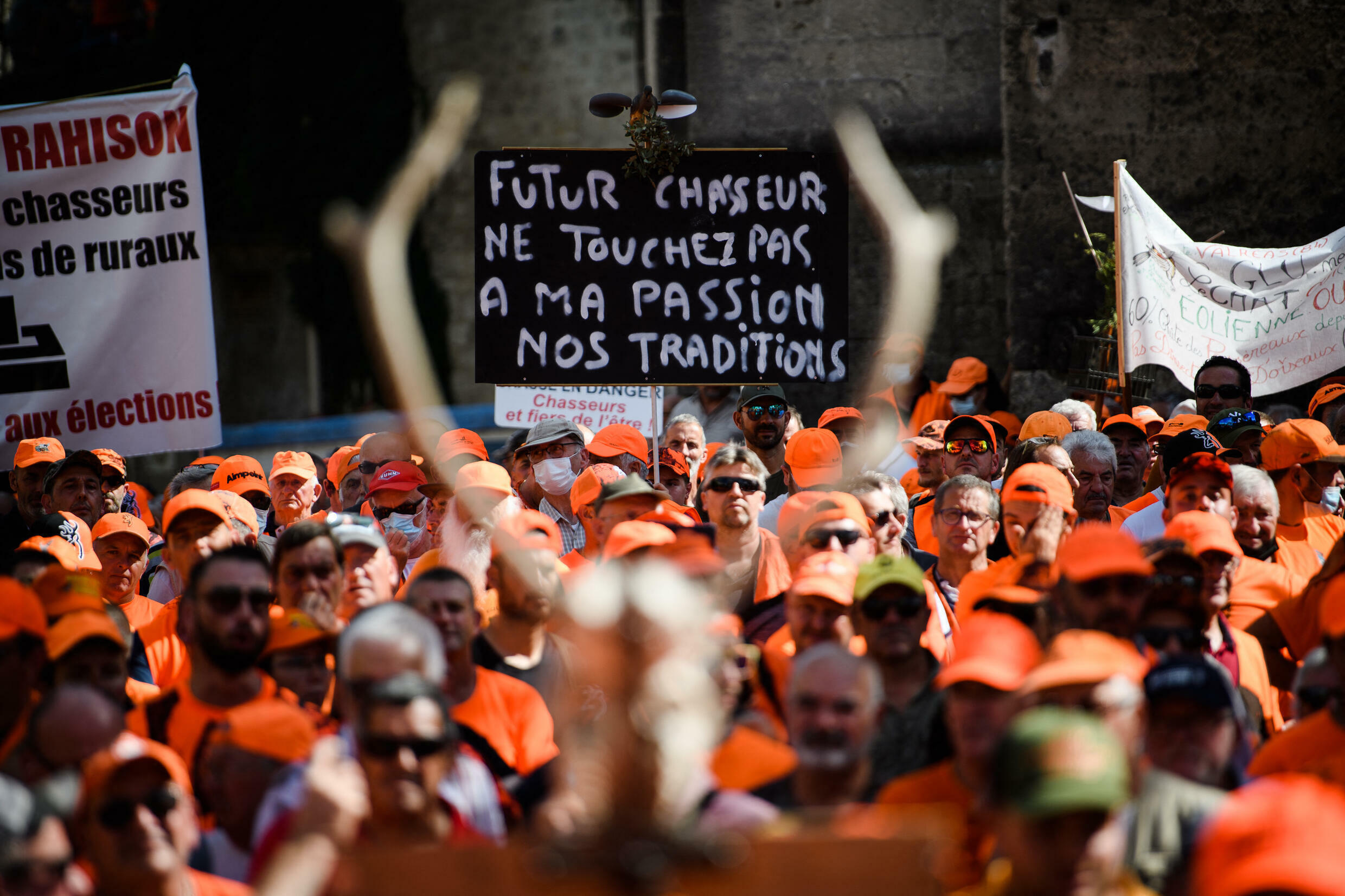 chasseurs france