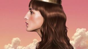 Pochette de l'album «Petite amie» de Juliette Armanet.