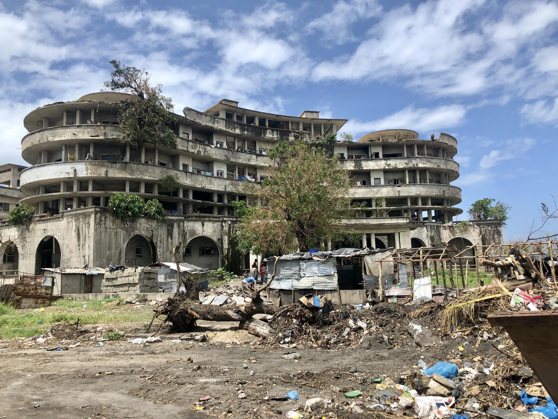 Grande Hotel da Beira, Moçambique.