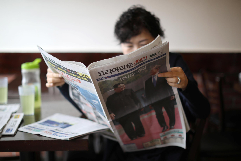 Une loi pour lutter contre les fake news en Corée du Sud suscite la polémique.