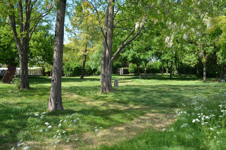 O primeiro e único cemitério ecológico francês até o momento foi criado em Niort, no sudoeste da França.