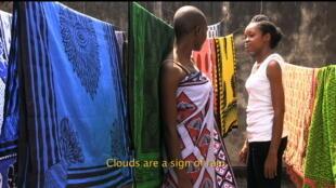 Kapwani Kiwanga Praxes of a Dialectical Dialect, 2012 Vidéo, 20 min Musée d'Art moderne de Paris, France  Don du Comité pour la Création contemporaine de la SAMAM en 2020