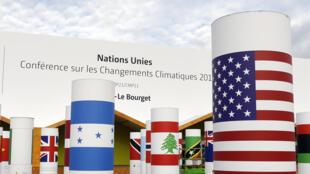 La COP21 se tient à Le Bourget de 30 novembre au 11 décembre 2015.