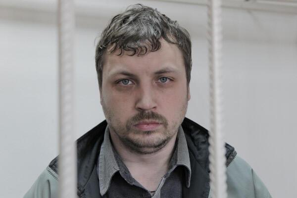 """Михаил Косенко, обвиняемый по """"болотному делу"""""""