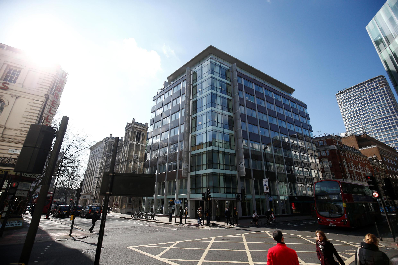 Trụ sở chính của cơ quan phân tích dữ liệu Cambridge Analytica tại Luân Đôn.
