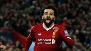 Nyota wa Liverpool na Misri, Mohammed Salah alinyakua tuzo ya mchezaji bora wa Afrika mwaka jana