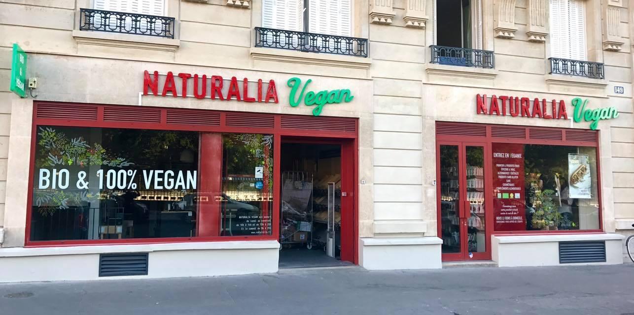 O grupo Naturalia abriu suas primeiras lojas veganas no final de junho em Paris.
