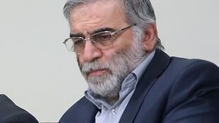 Scientifique iranien Mohsen Fakhrizadeh