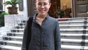 Liu Xia, ភរិយានៃជ័យលាភីរង្វាន់ណូបែលសន្តិភាព ២០១០  Liu Xiaobo ត្រូវបានអាជ្ញាធរចិនរារាំងមិនឲ្យជួបជាមួយអ្នកការទូតន័រវែសទេកាលពីថ្ងៃង្គារទី១២តុលាម្សិលមិញ។