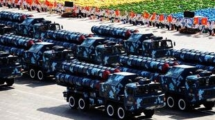 中国红旗-9型导弹系统