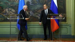 Diplomacia Russia