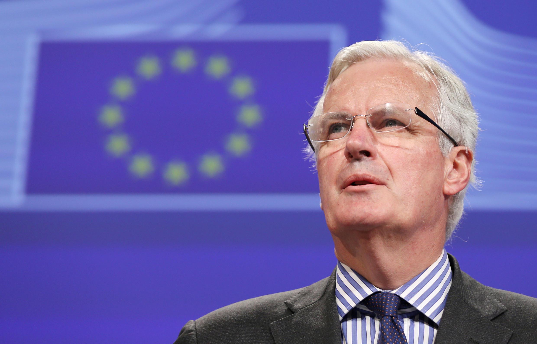 Michel Barnier: «Si nous avons besoin d'un peu plus de temps, nous aurions cette flexibilité».