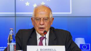 Sanções Borrell