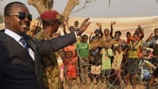 Rais mpya wa Jamhuri ya Afrka ya Kati, Alexandre Ferdinand Nguendet