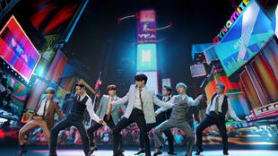 BTS Groupe K-Pop