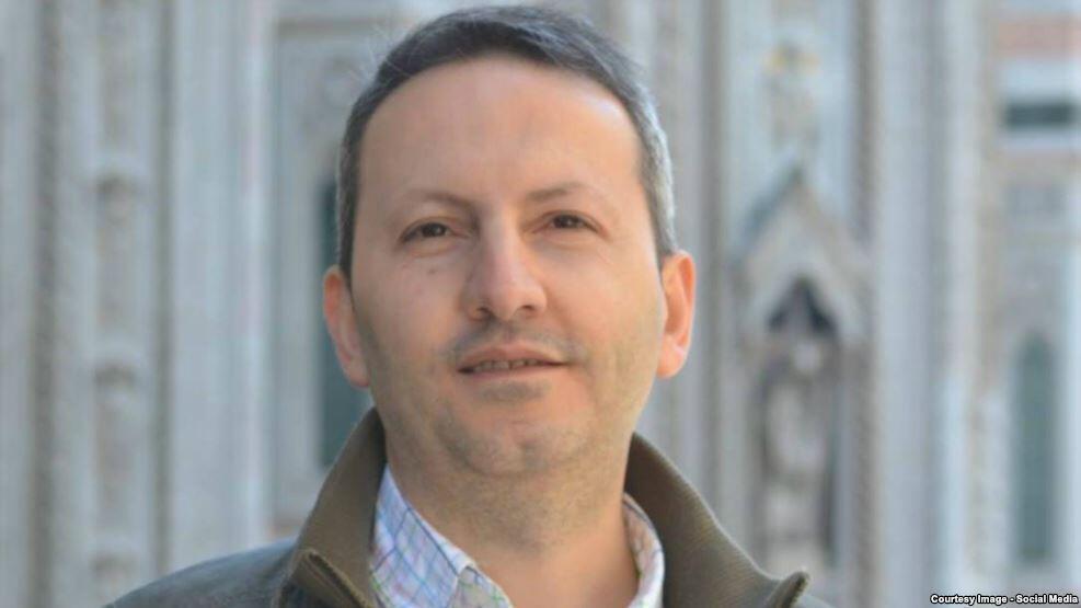 IRAN : Ahmad Reza Jalali, spécialiste de la médecine d'urgence condamné à mort en Iran
