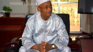 L'opposant guinéen Cellou Dalein Diallo, le 24 février 2020.