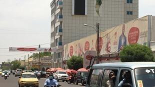 avenue Charles de Gaulle - tchad