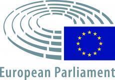 圖為歐洲議會標識