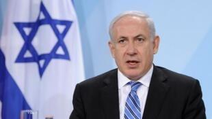 بنیامین نتانیاهو- نخست وزیر اسرائیل