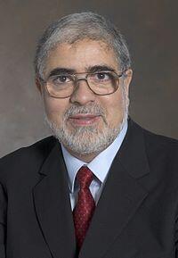 Mustafa Abu Chagur fue elegido el 12 de septiembre de 2012.