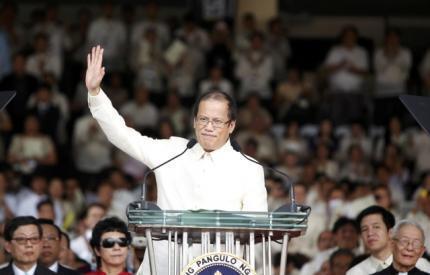 Le président philippin prête serment le 30 juin 2010