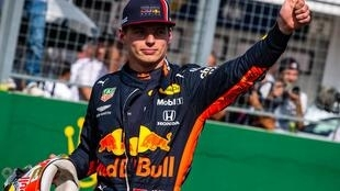Max Verstappen claimed pole position at the Hungarian Grand Prix ahead of world champion Lewis Hamilton.