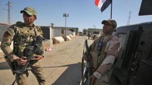 伊拉克政府军夺回产油区基尔库克2017年10月19日
