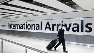 Britain introduced a 14-day quarantine for all travellers entering the country in June.