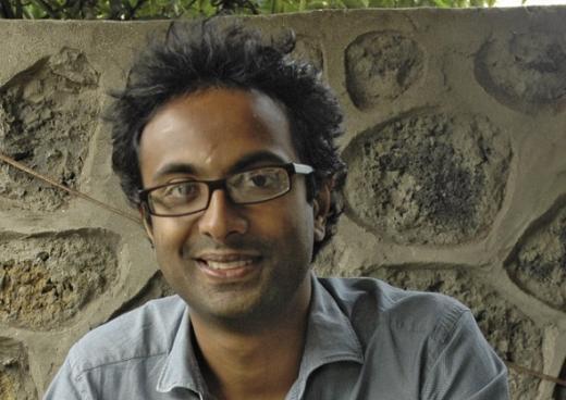 Le journaliste indien Ajan Sundaram (capture d'écran).