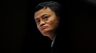 阿里巴巴集團董事長馬雲2013年4月