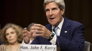 O secretário de Estado americano John Kerry vai se encontrar com o chanceler russo Serguei Lavrov
