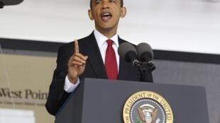 A West Point, le président Obama donnait en avant-première les grandes lignes de sa stratégie en matière de sécurité nationale.