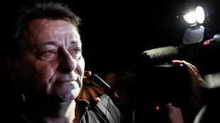 O ex-militante de extrema esquerda Cesare Battisti vive em uma cidade no litoral paulista