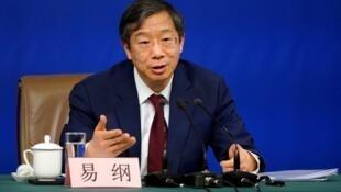 中国人民银行行长易纲资料图片