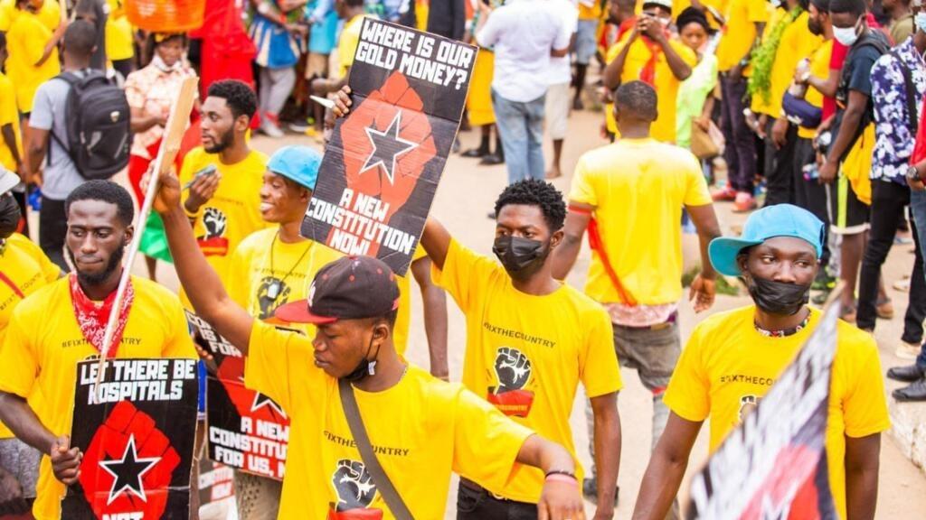 Ghana: nouvelle journée de manifestation contre le coût de la vie